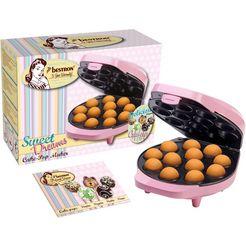 bestron cakepop-maker sweet dreams roze