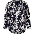 zizzi klassieke blouse blauw