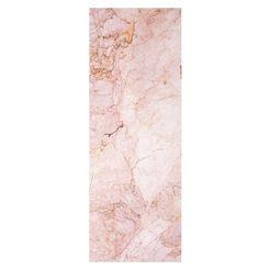 »marble pink«, 90 x 250 cm, zelfklevend roze