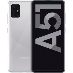 samsung smartphone galaxy a51 zilver