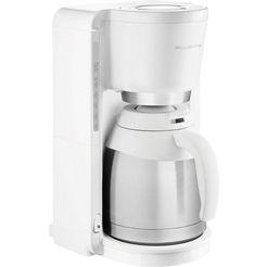 rowenta »ct3811 adagio« filterkoffieapparaat wit