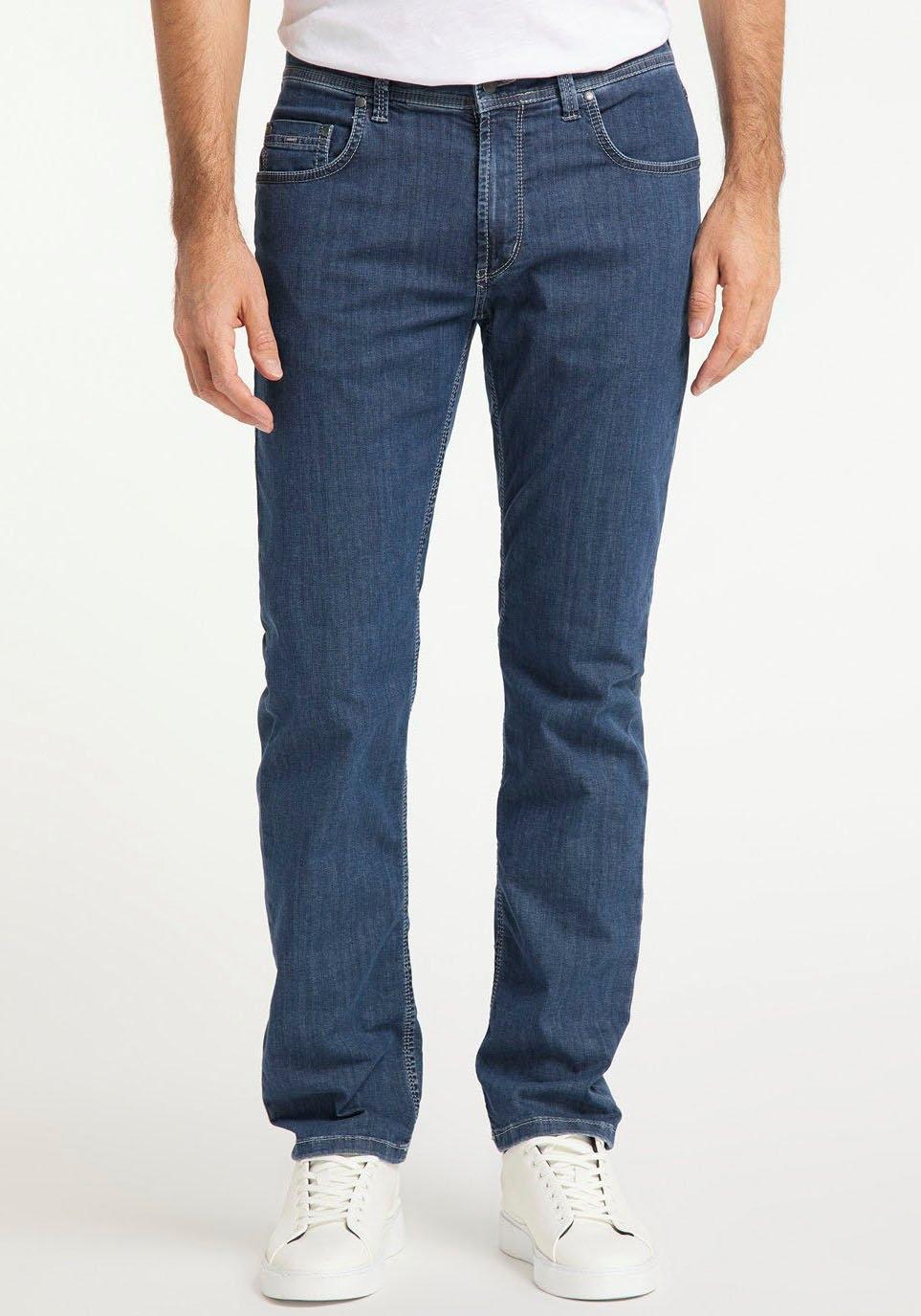 Pioneer Authentic Jeans straight jeans Rando Met stijlvolle wassing nu online kopen bij OTTO