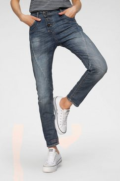 please jeans boyfriendjeans p 78a original boyfriend-cut blauw