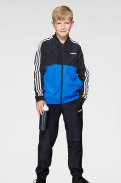 adidas trainingspak blauw