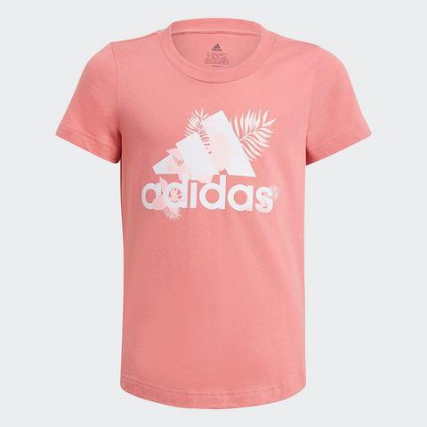 NU 20% KORTING: adidas Performance T-shirt Tropical sport graphic