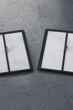 aeg filterset afr1 (set, 2-delig) zwart