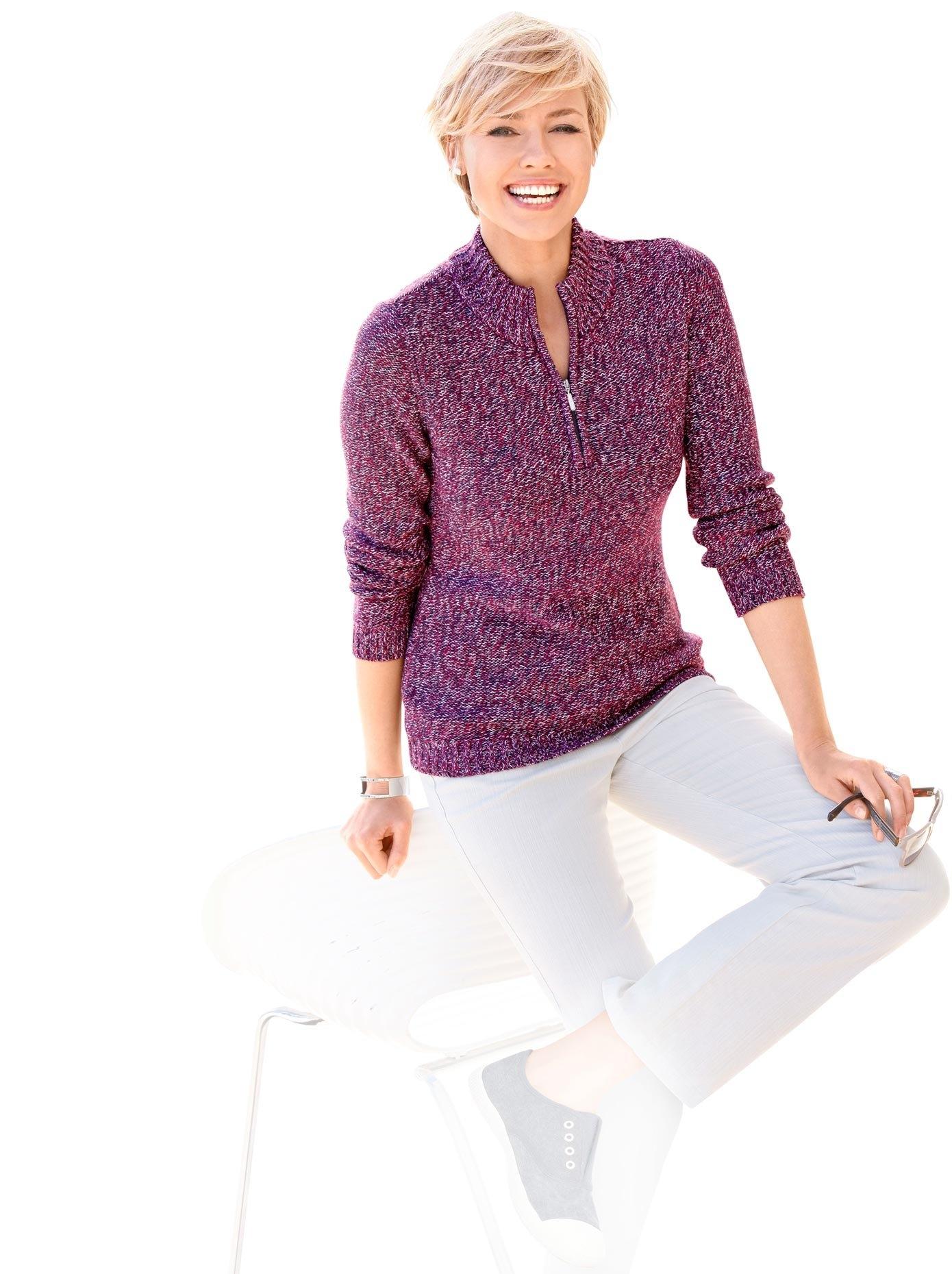 Casual Looks gebreide trui Trui bij OTTO online kopen