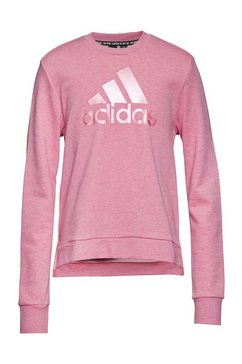 adidas performance sweatshirt roze