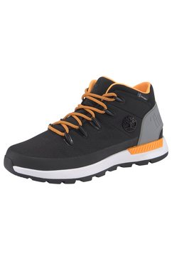 timberland sneakers sprint trekker mid fab wp zwart