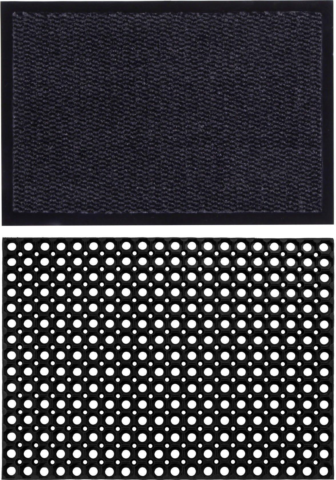 Andiamo mat Easy + rubber ringmat, set van 2 in de webshop van OTTO kopen