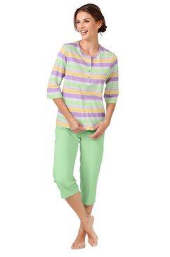 normann pyjama groen