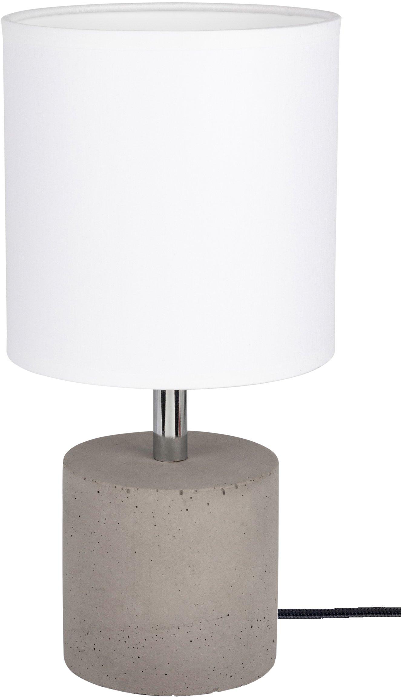 Op zoek naar een SPOT Light Tafellamp Strong Echt beton - met de hand gemaakt, natuurproduct - duurzaam, lampenkap van stof, Made in Europe (1 stuk)? Koop online bij OTTO