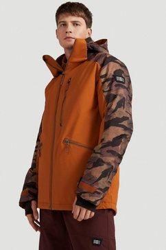 o'neill snowboardjack »diabase jacket« oranje