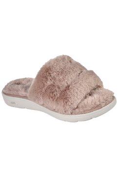skechers slippers arch fit lounge unwind bruin