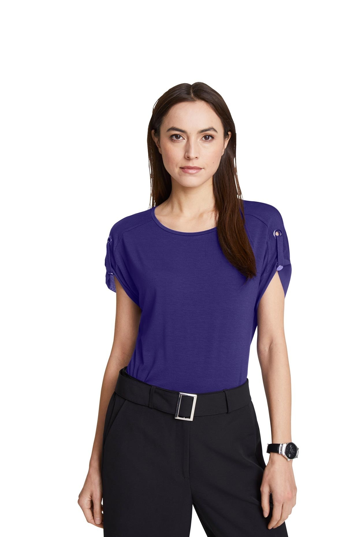 RICK CARDONA by Heine shirt met ronde hals voordelig en veilig online kopen