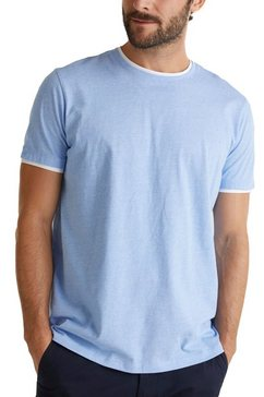 esprit shirt met ronde hals