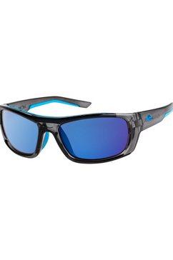quiksilver zonnebril knockout grijs