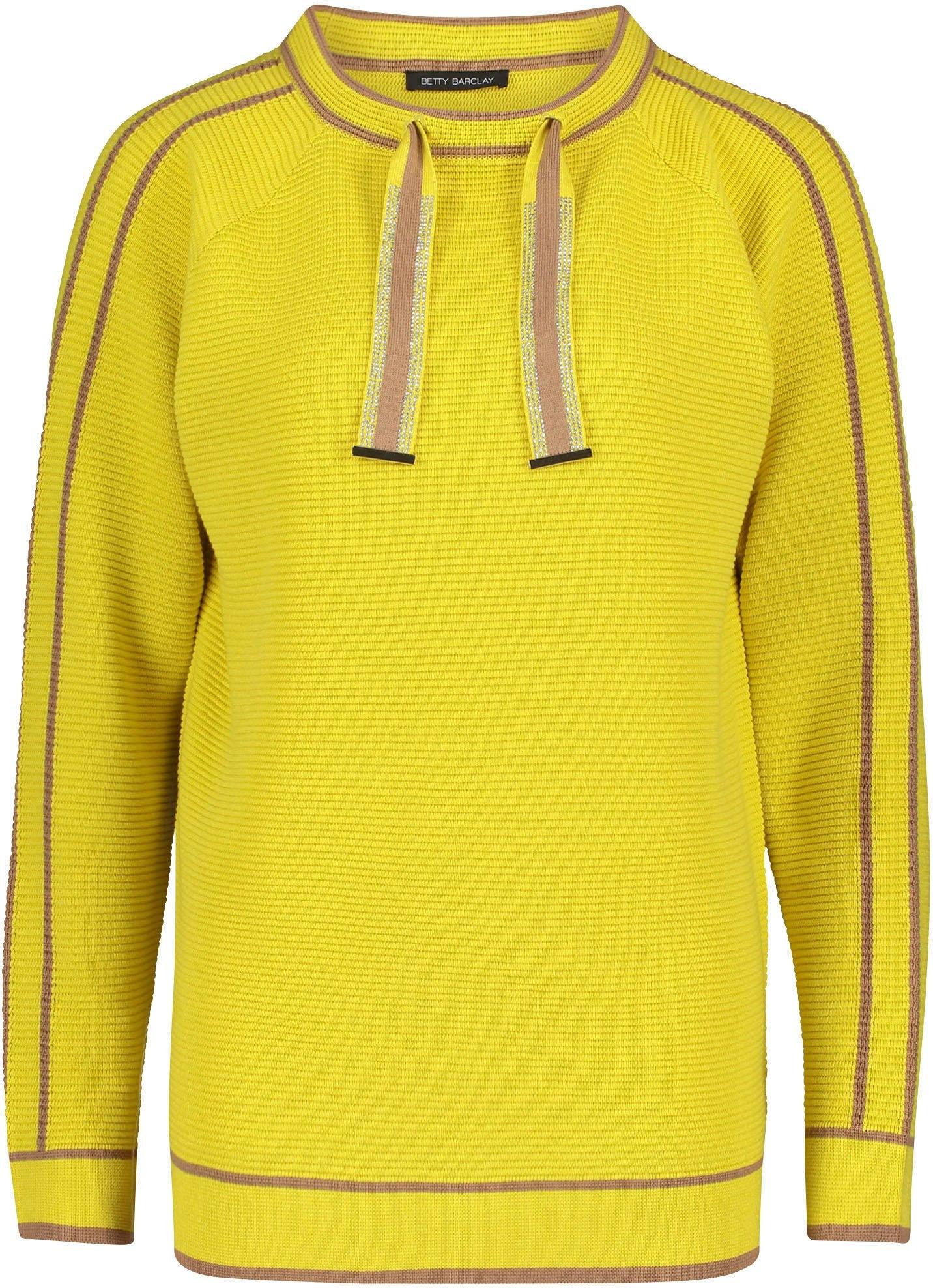 Betty Barclay trui met ronde hals met contraststrepen in de webshop van OTTO kopen