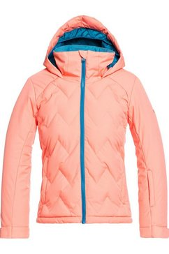 roxy snowboardjack »breeze girl« roze