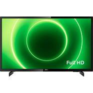 """philips led-tv 43pfs6805-12, 108 cm - 43 """", full hd, smart-tv zwart"""
