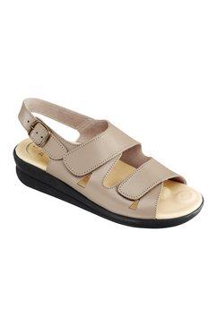 sandaaltjes bruin