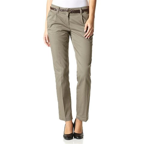 Boysen's chino-stretchbroek