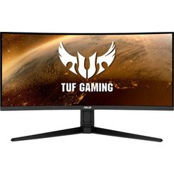 asus »vg34vql1b« gaming-monitor zwart