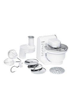 Keukenmachine MUM4427, wit / geel