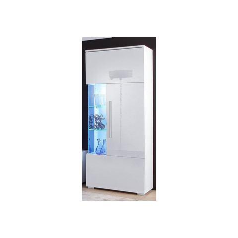 Kasten  vitrinekasten Vitrinekast hoogte 140 cm 397765