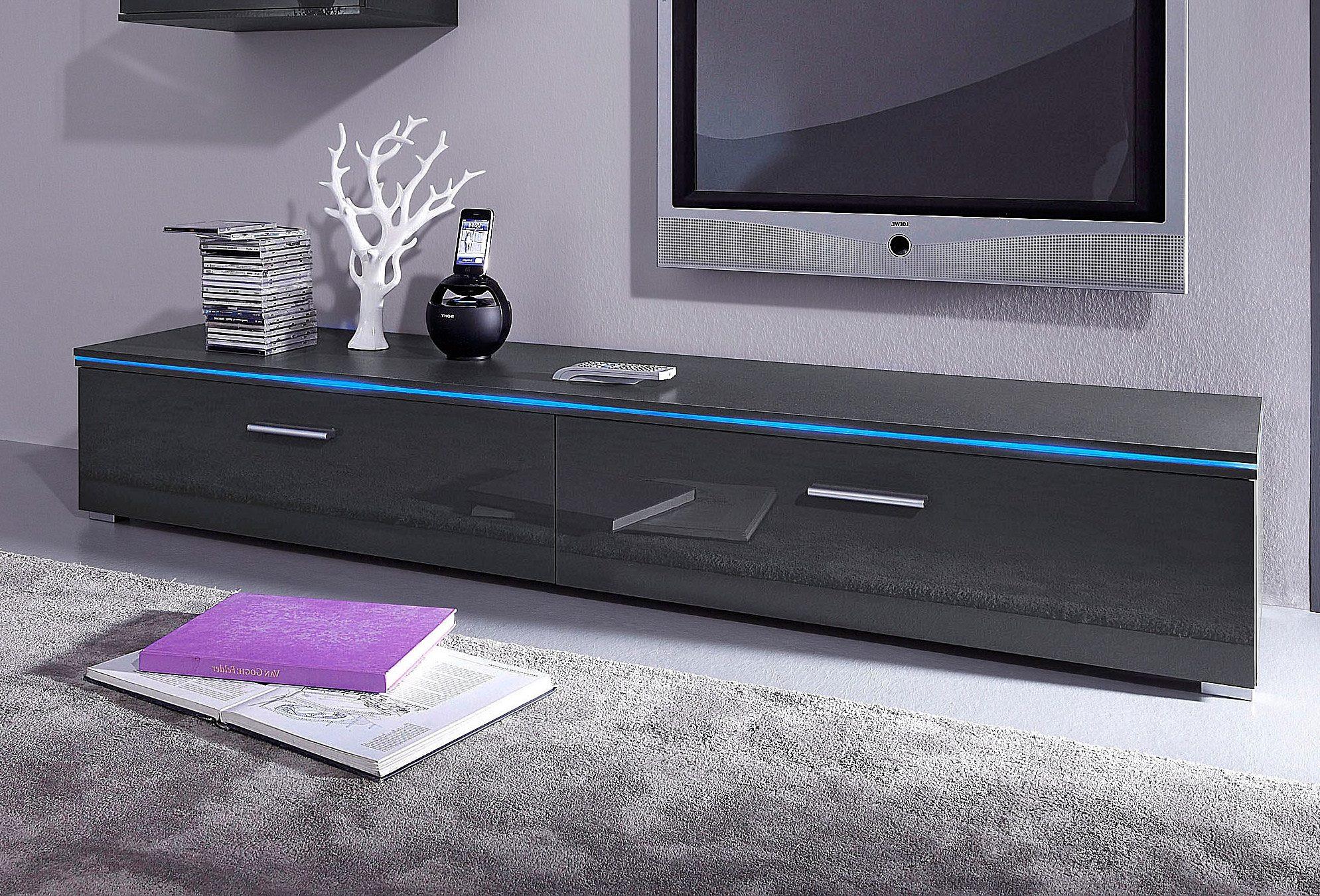 Tv lowboard van cm of cm breed online shoppen otto