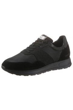 joop! sneakers mista hannis in de materiaalmix zwart