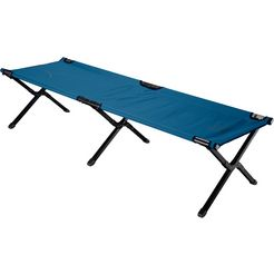 grand canyon stretcher »topaz camping bed« blauw