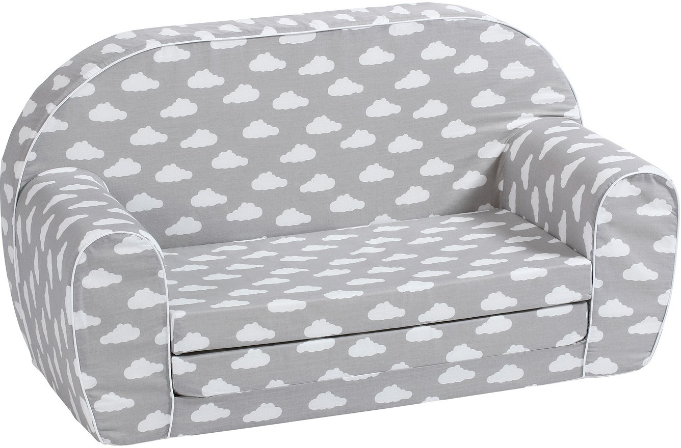 Knorrtoys bank Grey white clouds voor kinderen; made in europe nu online kopen bij OTTO