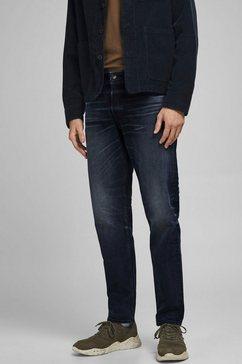 jack  jones comfort fit jeans »mike« zwart