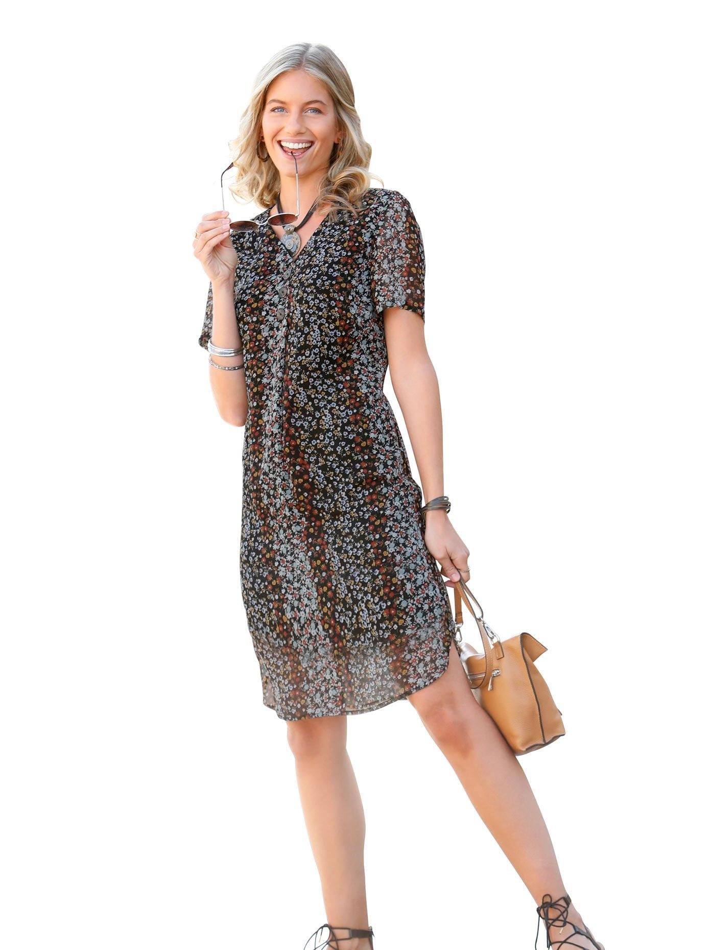 Op zoek naar een Classic Inspirationen zomerjurk »Kleid«? Koop online bij OTTO