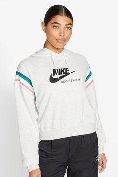 nike hoodie »heritage women's pullover hoodie« beige