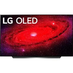 lg oled55cx9la oled-televisie (139 cm - (55 inch), 4k ultra hd, smart-tv zwart