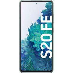 samsung »galaxy s20 fe« smartphone groen