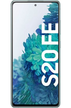 samsung smartphone galaxy s20 fe groen