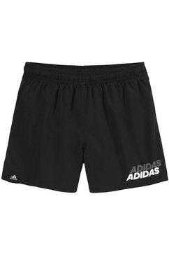 adidas performance zwemshort zwart