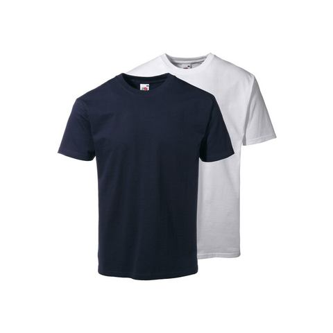 Fruit of the Loom T-shirt, set van 2