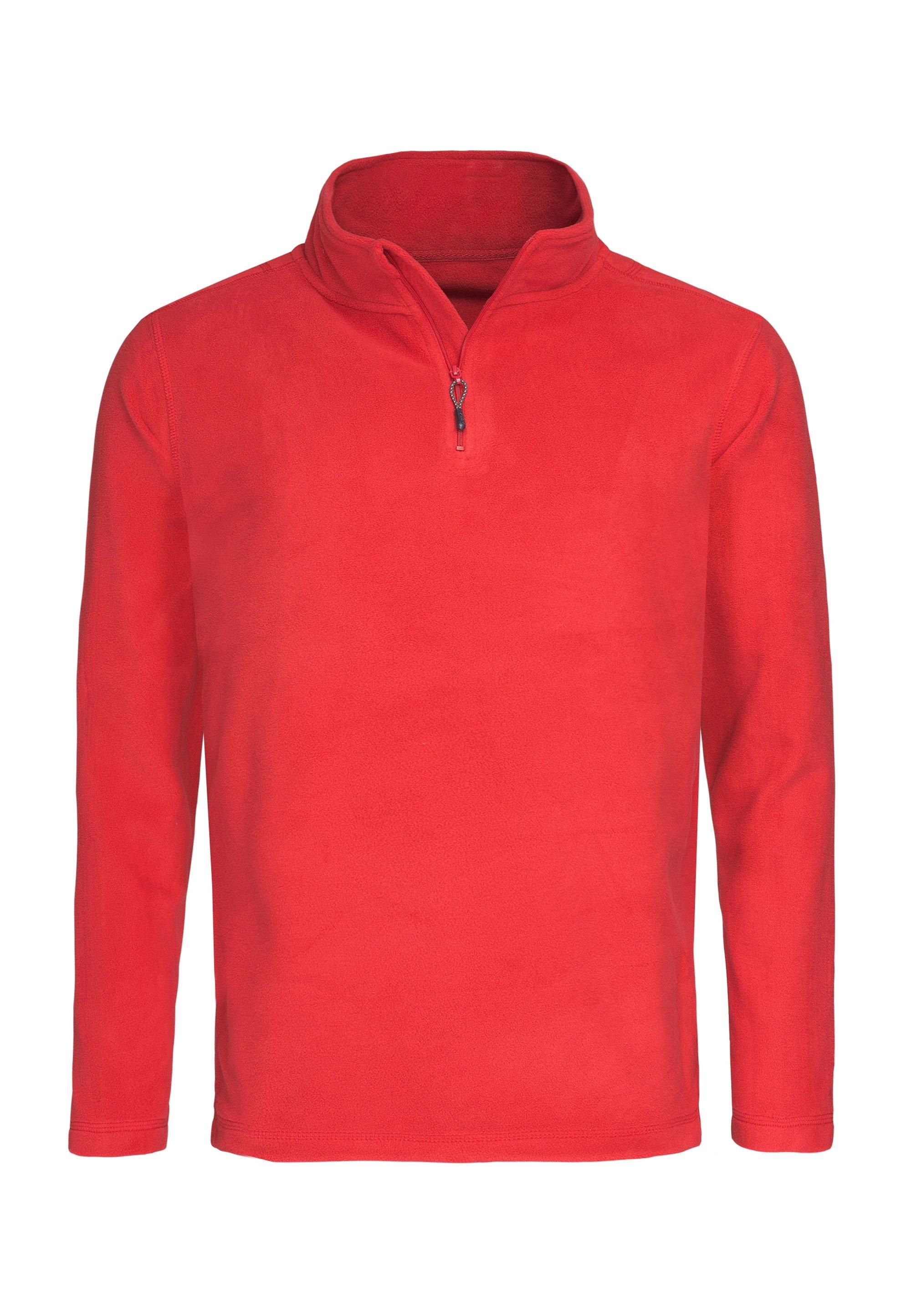 Stedman schipperstrui Outdoor Fleece Pullover met opstaande kraag in de webshop van OTTO kopen