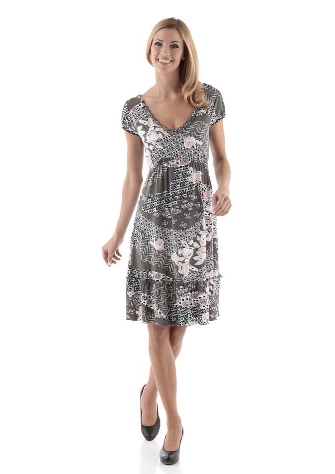 Op zoek naar een Cheer Jersey-jurk met rucheverwerking? Koop online bij OTTO