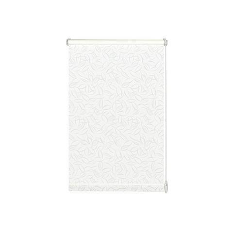 Rolgordijn Easyfix decor Wit-Crèmekleurig 60 x 150 cm, Gardinia