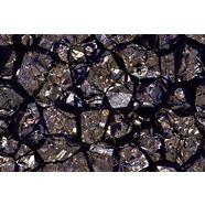 queence spatscherm wco0175 afmeting ca. 60x40x0,3 cm (1-delig) zwart