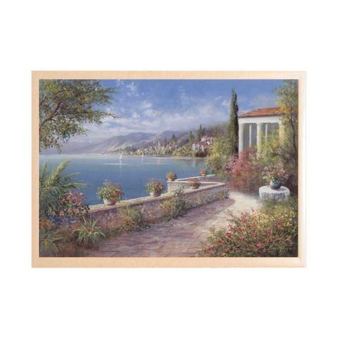 Artprint, Celeste, 'Riviera di Levante'