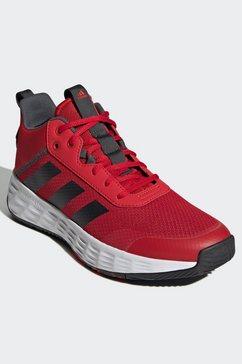 adidas basketbalschoenen ownthegame 2.0 rood