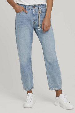 tom tailor denim loose fit jeans blauw