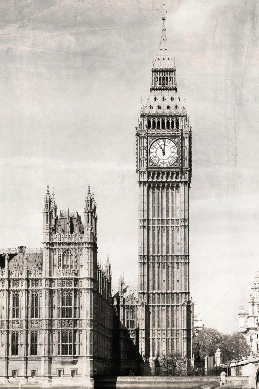 queence artprint op acrylglas Big Ben goedkoop op otto.nl kopen