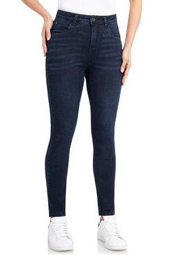 wonderjeans high-waist jeans blauw